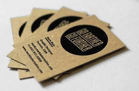 cool letterpress business cards darcey beau cardrabbit