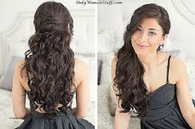 step bu step coil hairstyles cute hairstyles fresh cute easy curly hairstyles for long hair