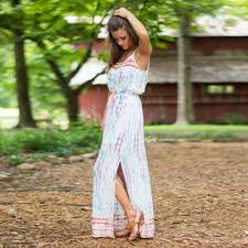 country maxi dress fashion dresses