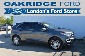 oakridge ford certified pre owned vehicles