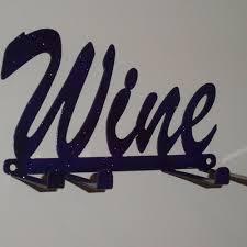 mini wine glass rack xtremetals sheet metal fabrication