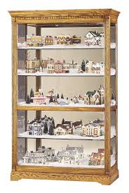 Curio Cabinets Shelves Amazon Com Howard Miller 680 237 Parkview Curio Cabinet By