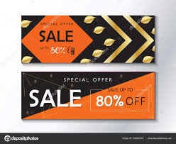 sale on gift cards black friday autumn fall christmas sale banners with