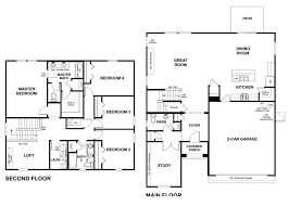 richmond american homes floor plans magnolia at silverthorn single family home by richmond american homes