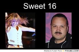 Sweet 16 Meme - sweet 16 meme generator separated at birth
