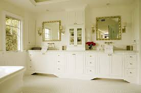 double vanity ideas transitional bathroom bonesteel trout hall