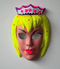 vintage masks in the everyday vintage costumes design sponge