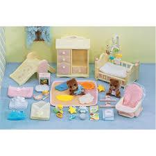 calico critters baby u0027s nursery set west side kids