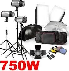 home photography lighting kit neewer 750w studio kit for professional home studio amazon co uk