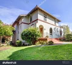 Spanish Style Home Design Spanish Style House Stock Photos Images Pictures Shutterstock