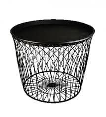 Wire Coffee Table Top Coffee Table Black Wire Decorative Events Exhibitions