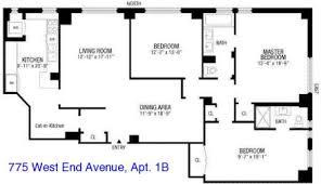 classic 6 floor plan upper west side floor plans nice home zone