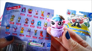 Blind Bag Littlest Pet Shop Blind Bags U2013 My Little Pony Fashems Care Bears Squinkies