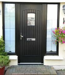 Composite Exterior Doors Composite Doors Front