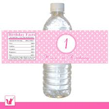 10 best images of water bottle label template baby water bottle