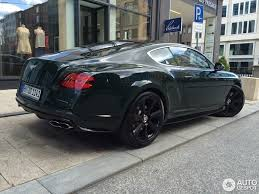 bentley supersport black bentley continental gt v8 s concours series black 16 may 2016