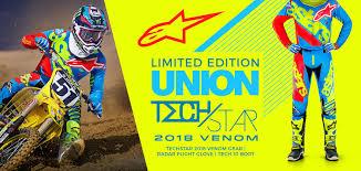 motocross ankle boots alpinestars union boot u0026 gear set transworld motocross
