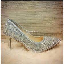wedding shoes murah wedding heels ingin terlihat tinggi nan anggun saat pernikahan