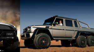 mercedes g class 6x6 lamborghini fan creates possible mercedes amg 6x6 competitor