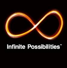 infinite possibilities infinite possibilities examine the glass