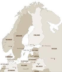 map northern europe scandinavia luxury scandinavia tours artisans of leisure luxury
