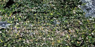 Satellite View Map Stratford On Free Satellite Image Map 040p07 At 1 50 000