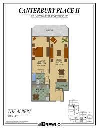 carleton floor plans canterbury place ii woodstock ontario drewlo holdings