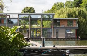 Airbnb Houseboat by Taggs Island Hampton 1 The Spaces