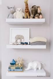 Diy Baby Room Decor Pleasurable Ideas Nursery Shelves Perfect Easy Diy Baby Shelves