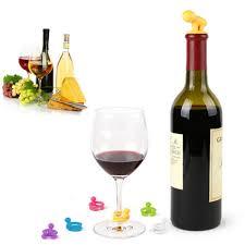 cartoon wine glass 2017 new creative shape small drunkard silicone wine bottle