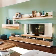 Wohnzimmerm El Eiche Modern Moderne Häuser Mit Gemütlicher Innenarchitektur Kleines Tv Mobel