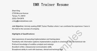 Emr Resume Sample by 28 Emr Resume Sample Emr Tester Cover Letter Professional Emr