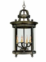 Outdoor Hanging Chandeliers World Imports 1604 63 Chatham Collection 4 Light Hanging Interior