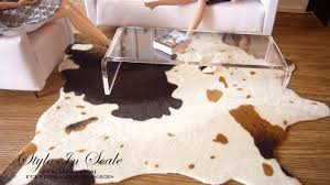 Cowhide Patchwork Rugs In Contemporary Home Decor Modern by Cowhide Area Rugs Roselawnlutheran