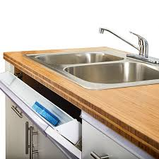 sink kitchen cabinet mat original clear 36in cabinet door edge protector from nicks water daily wear