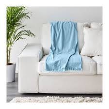 Sofa Throws Ikea by Ikea Polarvide Sofa Throw Blanket Fleece Snuggly Soft Blue