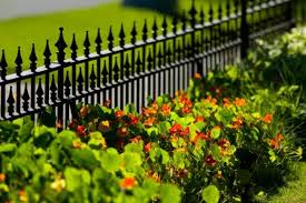 Types Of Garden Flowers - different types of garden fencing wearefound home design