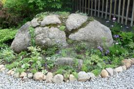 Landscaping Rock Ideas Chic Pictures Of Rock Gardens Landscaping 17 Best Ideas About Rock