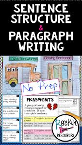 Worksheets On Subjects And Predicates 25 Best Subject Predicate Activities Ideas On Pinterest Writing
