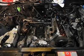 audi a6 3 0 l 02 a6 w 3 0l idles misfires and found low compression