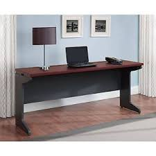 computer desk and credenza long computer desk credenza home office table large work surface
