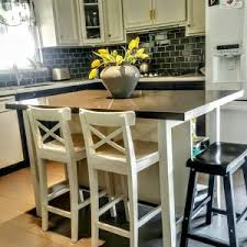 kitchen island with stools ikea furniture chic counter stools ikea for kitchen design agrpaper