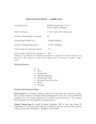 Sample Resume Templates For Freshers by Resume Format For Freshers It In Pdf