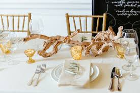 driftwood centerpieces modern wedding ideas with driftwood details wedding driftwood