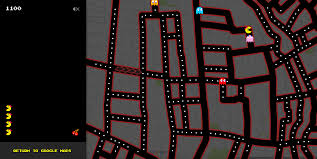 G00gle Maps You Can Play Pac Man On Google Maps Again Gamespot