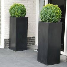 Tall Plastic Planters tall garden planters the gardens