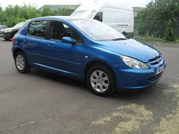 used peugeot 307 manual for sale motors co uk