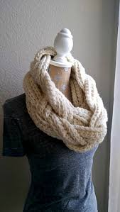 braided scarf ravelry braided infinity scarf pattern by greenberg