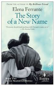 the story of a new name by ferrante