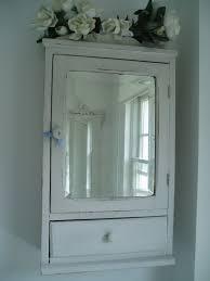 Vintage Bathroom Furniture Vintage Bathroom Cabinet With Mirror Bathroom Cabinets